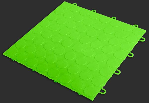 Sublime CircleTrac garage flooring tile
