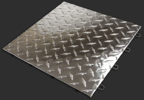 RaceDeck Pro garage floor tile