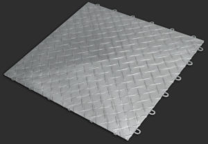 Alloy RaceDeck XL garage flooring tile