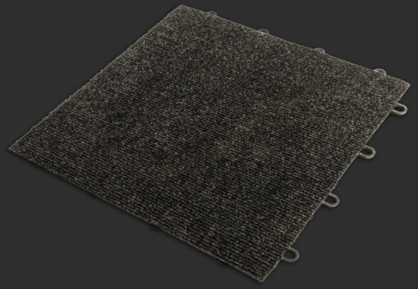 Snap-Carpet tile